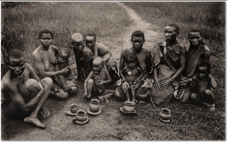 os TWA de Ruanda